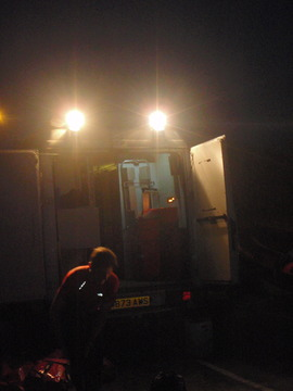 Avon & Somerset Search and Rescue end of exercise
