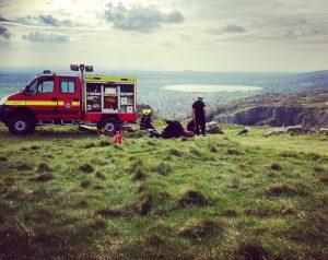 ASSAR rescue Cheddar Gorge
