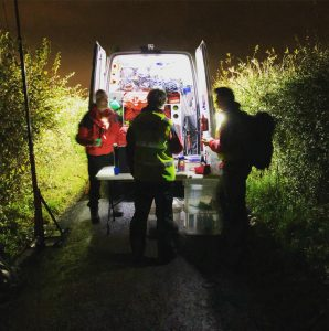 Search for missing male in the Dundry area